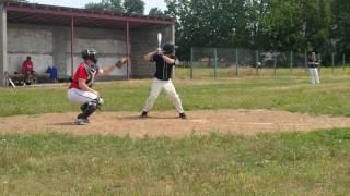 Бейсбол в Тирасполе 2015
