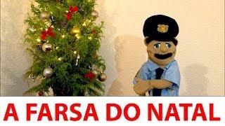 O NATAL é uma FARSA! 🔥 🎄 - SEU GUARDA | Uva passa, Amigo Secreto, Comida