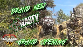 BRAND NEW DIRT NASTY OFFROAD PARK GRAND OPENING DAY'S RIDE