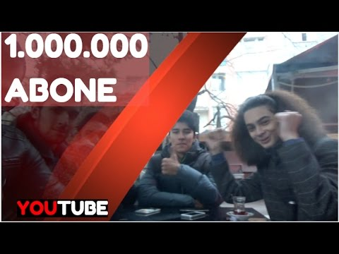 1 MILLION SUBSCRIBER EXCLUSIVE VIDEO
