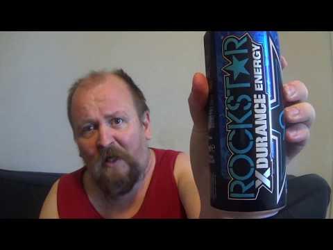 Maistelussa - Rockstar Xdurance energy Blueberry Bomegranate Acae Energy Drink