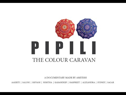 PIPLI - Appliqué craft   Documentary