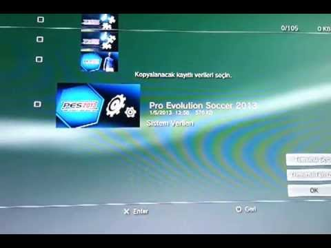 HOW TO INSTALL PES 2013-2014-2015 PS3 PATCH ALL NAMES -... | Doovi