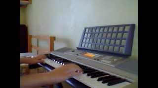 Fullmoon - Sonata Arctica (piano)