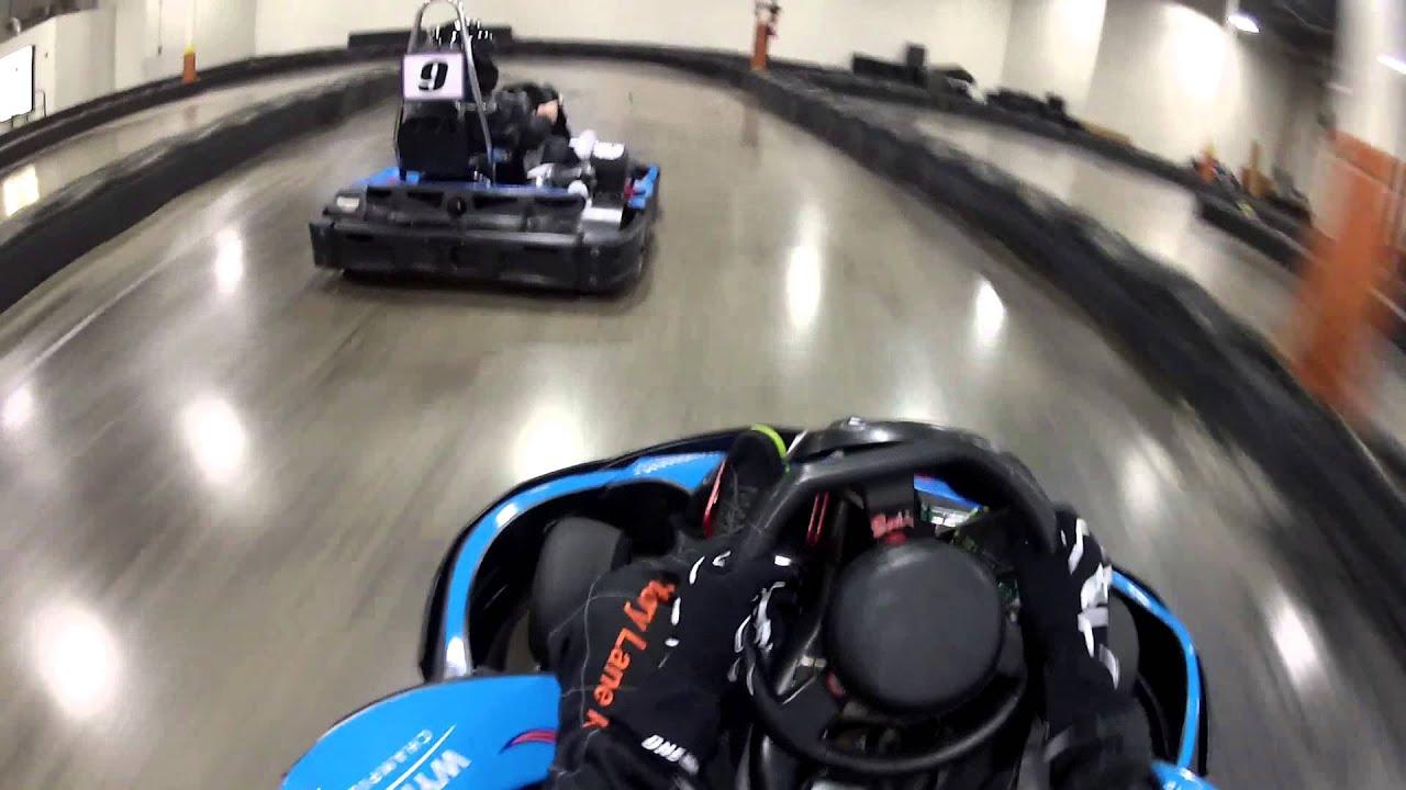 Victory Lane Karting: Charlotte NC - YouTube