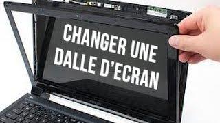 TUTO - Changer une dalle d'écran d'ordinateur [2015]