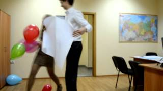 Мастер-класс: Как поздравить босса с днем рождения