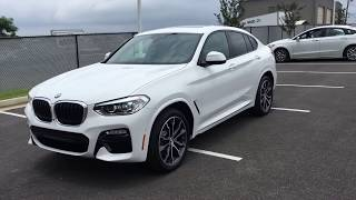 2019 BMW X4 Walk around