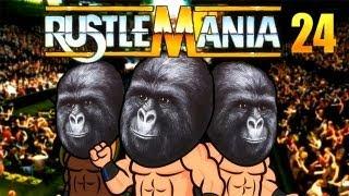 WWE Smackdown SHUT YOUR MOUTH - Rustlemania 24
