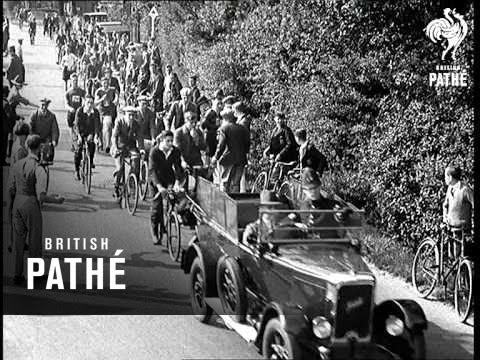 National Road Walking Championship (1931)