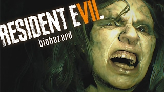 WELCOME TO THE FAMILY! (Resident Evil 7: Biohazard Gameplay Walkthrough - Part 1)