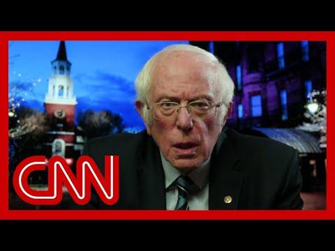 See Bernie Sanders' reaction to Trump floating 2024 presidential run