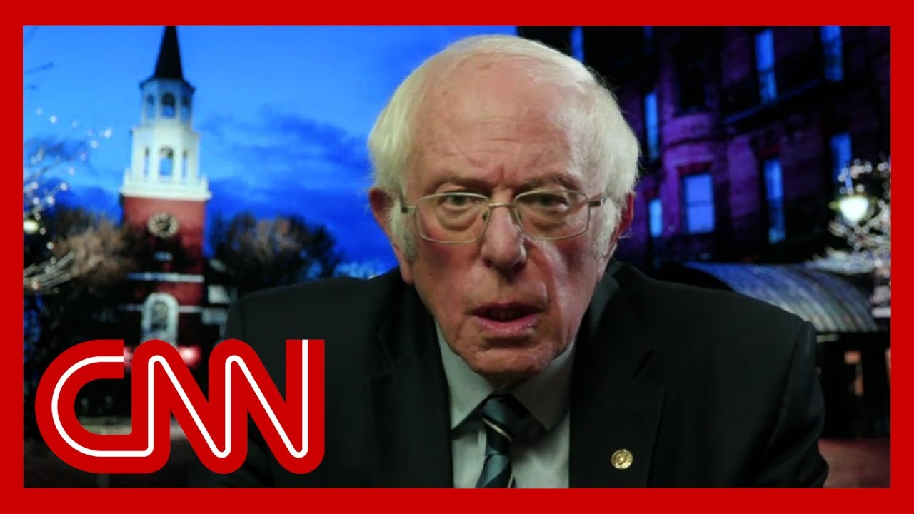 See Bernie Sanders' reaction to Trump floating 2024 presidential run