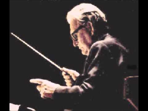 "Otto Klemperer ""Symphony No 6"" Bruckner"