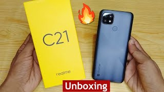 Realme C21 Unboxing & First Look - Price in Pakistan ⚡🔥