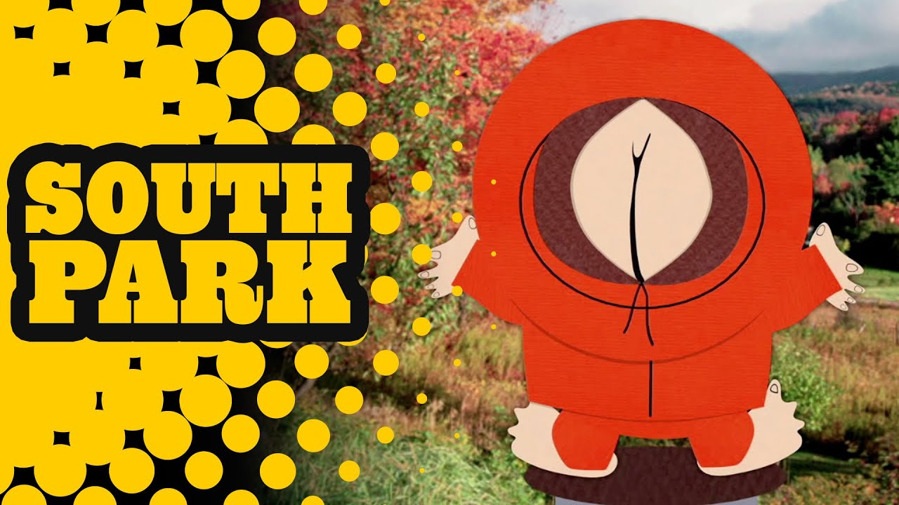Kenny Got Into His Parka Backwards For Picture Day - SOUTH PARK