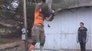Eric Douglas vs Kenny Storm