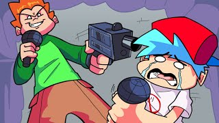 Friday Night Funkin' Logic | Cartoon Animation