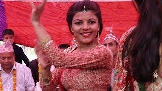 दामी नाच बैनीको ..चरी हिमालमा........ || Beautiful Dance at Butwal Fulbari