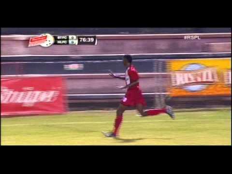 Shamar Nicholson Highlights Jamaica Premier League 2014