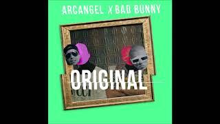 Arcangel Ft. Bad Bunny - Original Instrumental