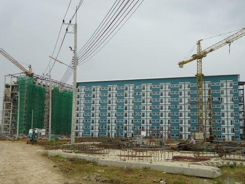 Amazing ! Condominium Development Project | Star Village | PoiPet City | Cambodia Thailand Border