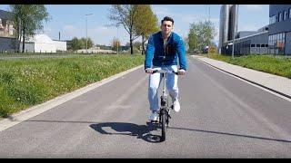 Rowerek elektryczny miejski Airwheel R5 - Recenzja, test | Idealny pomysł na komunie?! 🔥🔥