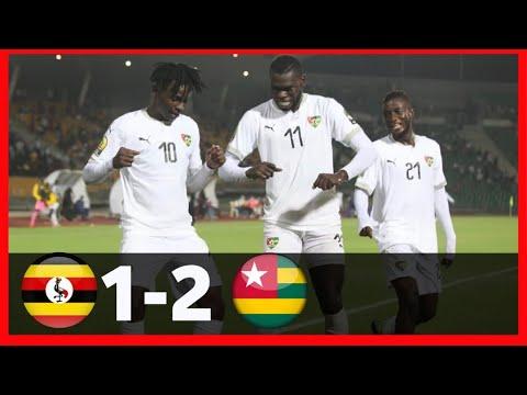TOGO VS UGANDA(2-1)-CHAN2021-GOALS&HIGHLIGHTS