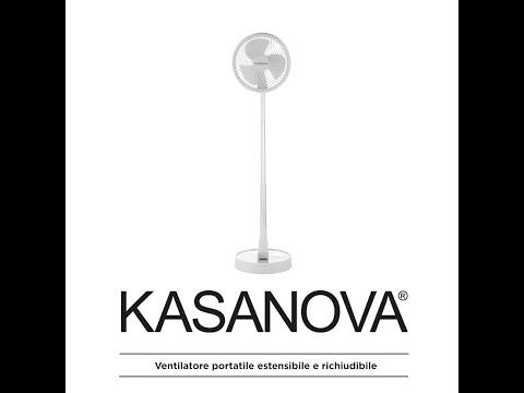 Ventilatore da tavolo estensibile<br><br>-Regolabi...