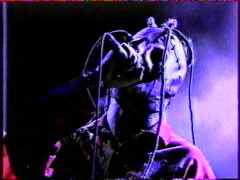Slipknot Wait and Bleed  at NPA France1999