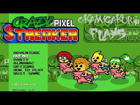 Okamigakure Plays Crazy Pixel Streaker + GIVEAWAY! |