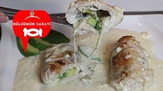 Kremali, Avokadolu tavuk gögsü / Kremali tavuk /  Hänchen brust / Gülsümün Sarayi