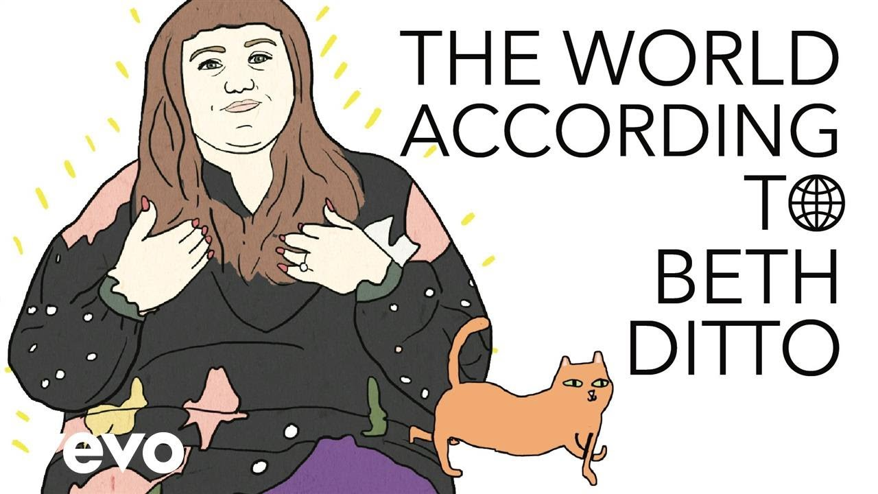 Beth Ditto - The World According To Beth Ditto