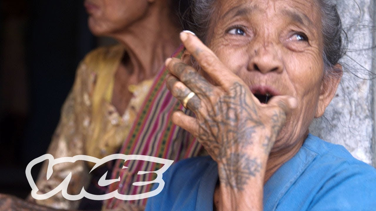 The Women Who Used Tattoos to Save Themselves From Sexual Slavery (Full Length)