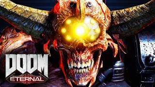 DOOM Eternal – Official Hunter Reveal Trailer