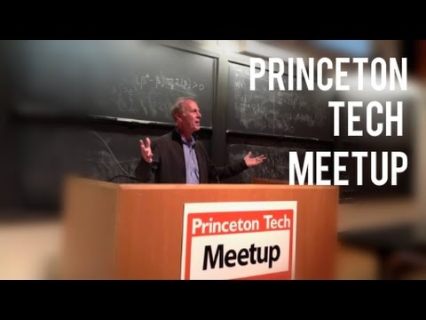 How Savy Entrepreneurs Turn their Ideas into Successful Enterprises- Princeton Tech Meetup
