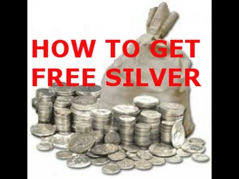 "HOW TO GET ""JUNK"" SILVER COINS AT FACE VALUE FREE , INVESTING, CHEAP, TIGHT BUDGET, LOW COST"