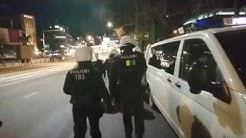 Kattilavallankumous - Hector vs. poliisi