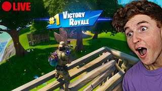 Trying To Become PRO In Fortnite.. (LIVE)