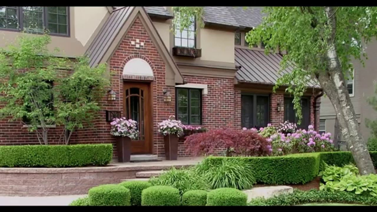 garden ideas residential landscape