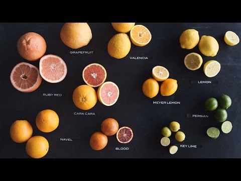 What To Do With All This Citrus