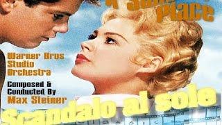 Scandalo al sole (A Summer Place) Karaoke Tromba in sib Giuseppe Magliano