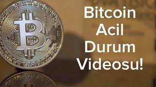 #Bitcoin Analiz - acil durum videosu - Btc Teknik analiz 2021