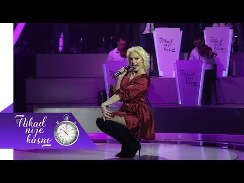 Anja Mit - Sitnije, Cile sitnije - (live) - Nikad nije kasno - EM 09 - 18.11.2018