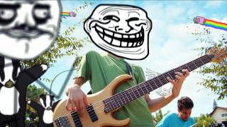 Repeat youtube video The GAG Quartet - le Internet Medley (OVER 40 MEMES IN ONE SONG)