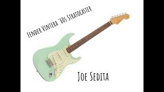 Fender Vintera '60s Stratocaster-Is it worth it??
