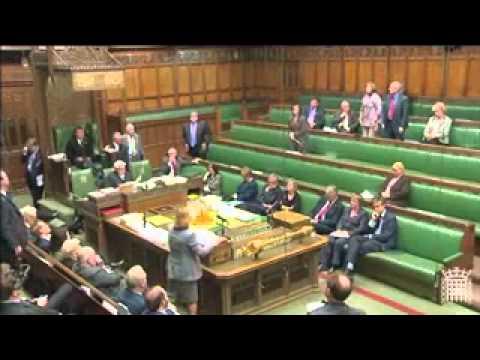 Paul Flynn MP, Parliamentary debate on M5 crash
