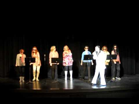 Harbor Springs Middle School Talent Show 2012 - Teachers