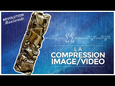 #08 - La Compression Image/Vidéo - PH Genius