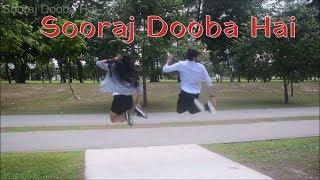 Sooraj Dooba Hai|Roy|Dance Choreography|Bollywood Dance|Ranbir Kapoor|Saumya Shah, Nikita Khot|